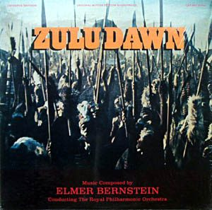 Zulu Dawn original soundtrack