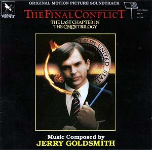Final Conflict - omen III original soundtrack