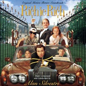 Richie Rich original soundtrack