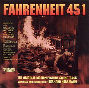 Fahrenheit 451 original soundtrack