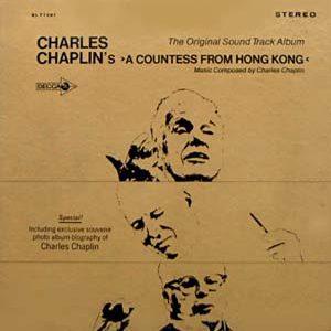 Countess from Hong Kong original soundtrack