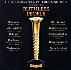 Ruthless People original soundtrack