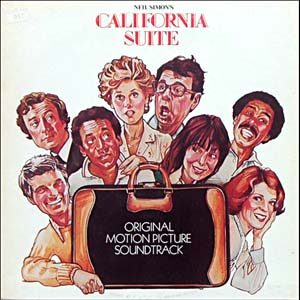 California Suite original soundtrack