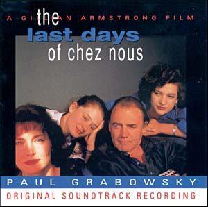 Last Days of Chez Nous original soundtrack