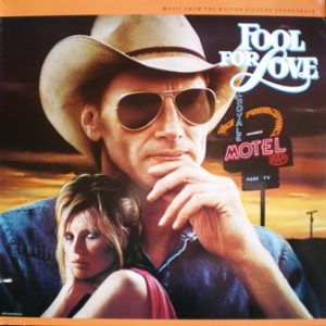 Fool for Love original soundtrack