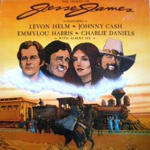 Legend of Jesse James original soundtrack