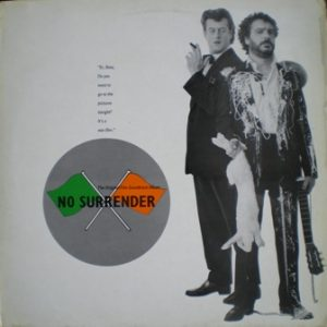 No Surrender original soundtrack