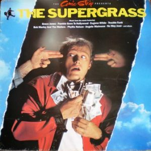 Supergrass original soundtrack