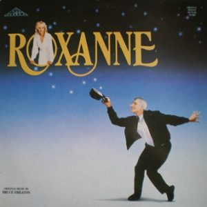 Roxanne original soundtrack