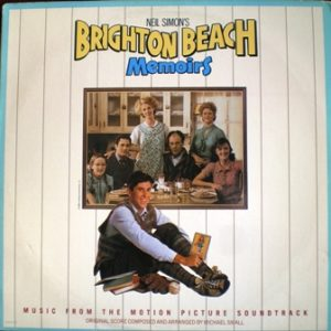 Brighton Beach Memoirs original soundtrack