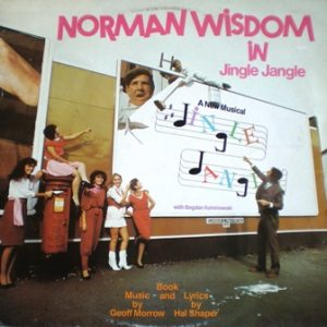 Norman Wisdom in Jingle Jangle original soundtrack