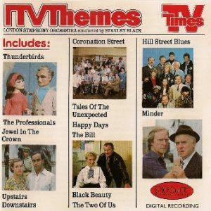 ITV Themes original soundtrack
