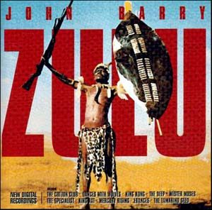 Zulu original soundtrack