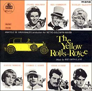 Yellow Rolls Royce original soundtrack