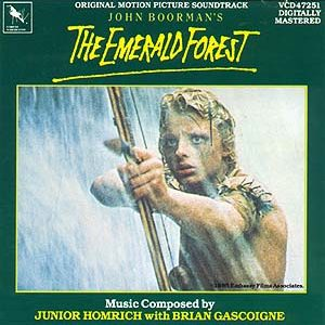 Emerald Forest original soundtrack