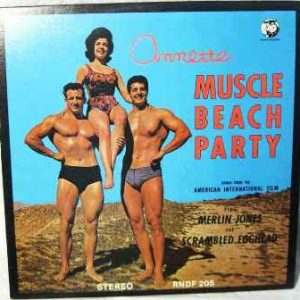 Muscle Beach Party original soundtrack