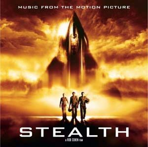Stealth original soundtrack