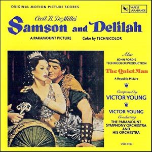 Samson and Delilah + The Quiet Man original soundtrack