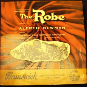 Robe original soundtrack