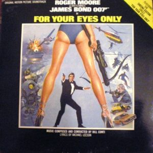 For your eyes only original soundtrack