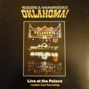 Oklahoma: Live at the Palace: London cast recording original soundtrack