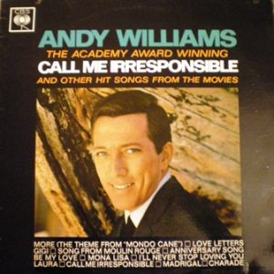 Call me Irresponsible original soundtrack