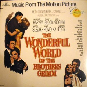 Wonderful World of the Brothers Grimm original soundtrack
