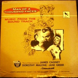 Man of a Thousand Faces original soundtrack