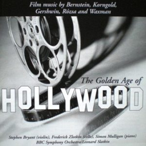 Golden Age of Hollywood original soundtrack