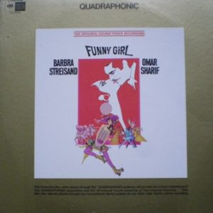 Funny Girl: Quadraphonic original soundtrack