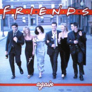 Friends Again original soundtrack