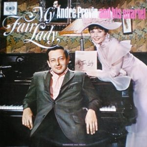 My Fair Lady: Andre Previn original soundtrack