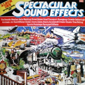Spectacular Sound Effects original soundtrack