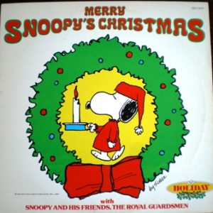 Merry Snoopy Christmas original soundtrack