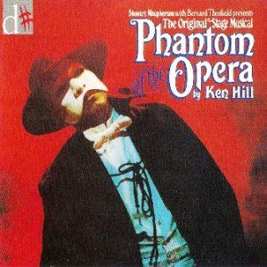 Phantom of the Opera: Original Stage Musical original soundtrack