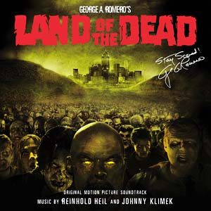 Land of the Dead original soundtrack