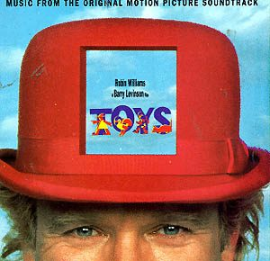 Toys original soundtrack