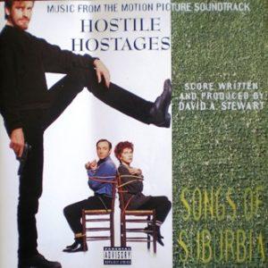 Hostile Hostages / The Ref original soundtrack