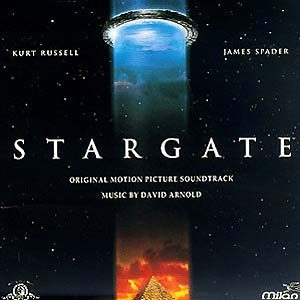 Stargate original soundtrack