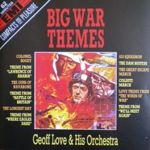 Big War Themes original soundtrack