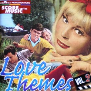 Love Themes vol.2 original soundtrack