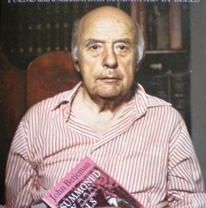 Betjeman reads Betjeman original soundtrack