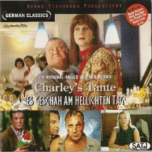 Charley's Tante/Es geschah am hellichten Tag original soundtrack