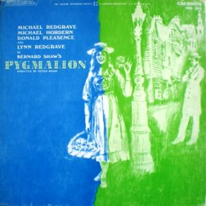 Pygmalion original soundtrack