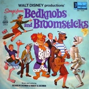 Bedknobs and Broomsticks original soundtrack