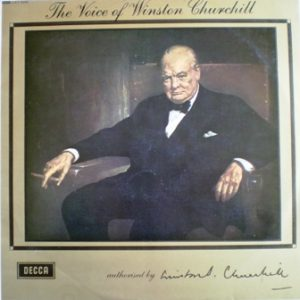 Voice of Winston Churchill original soundtrack