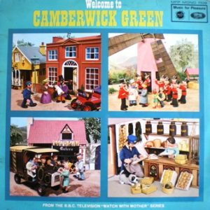 Camberwick Green: welcome to original soundtrack