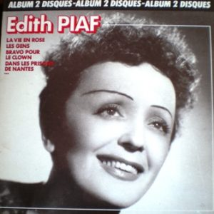 Edith Piaf original soundtrack