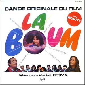 Boum original soundtrack