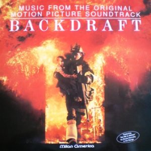 Backdraft original soundtrack